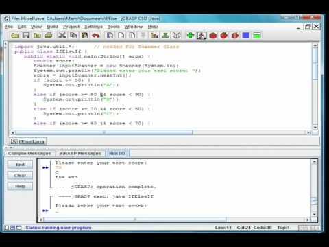 Java #03 - If Else
