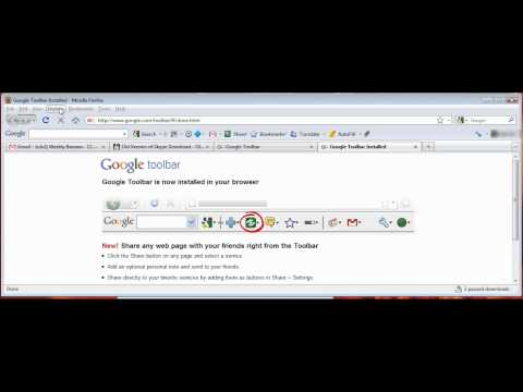 Optimising With Google Toolbar Settings Concise And Cool