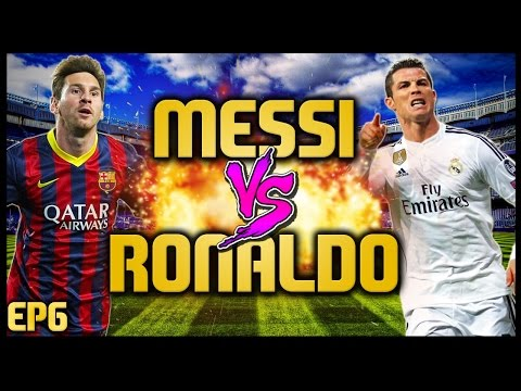 MESSI VS RONALDO #6 - FIFA 15 ULTIMATE TEAM