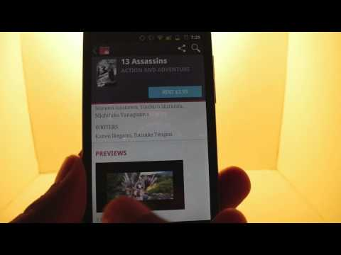 New Android Market Video Walkthrough - Movies, Books, Featured Apps