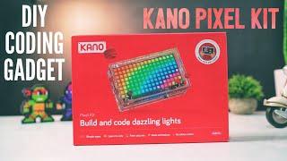Coding made easy: Kano Pixel Kit