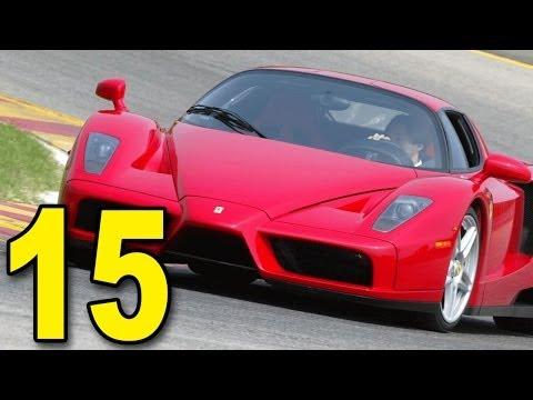 Forza Motorsport 5 - Part 15 - Ferrari Enzo (Let's Play / Walkthrough / Playthrough)