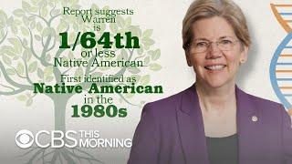 Cherokee Nation calls Elizabeth Warren