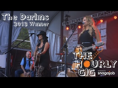 2013 Hourly Gig Winner - The Darlins