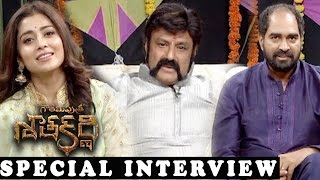 Gautamiputra Satakarni Team Special Interview - Nandamuri Balarishna, Shriya, Krish
