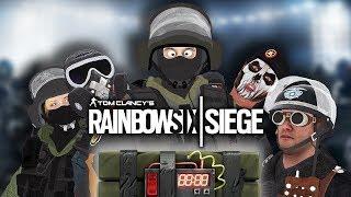 ZERO DORK THIRTY - Rainbow Six Siege Gameplay