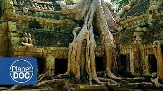 Angkor Wat. La Macrociudad de Camboya   Documental de Historia
