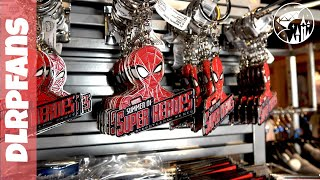 The Summer of Marvel Super Heroes Merchandise and more at the Studios at Disneyland Paris