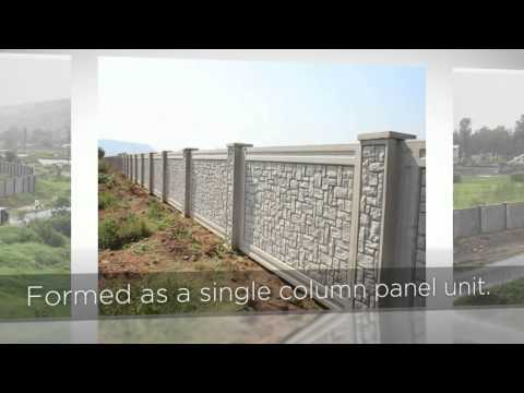 Concrete Block Fence | StoneTree® Concrete Fence Wall Systems