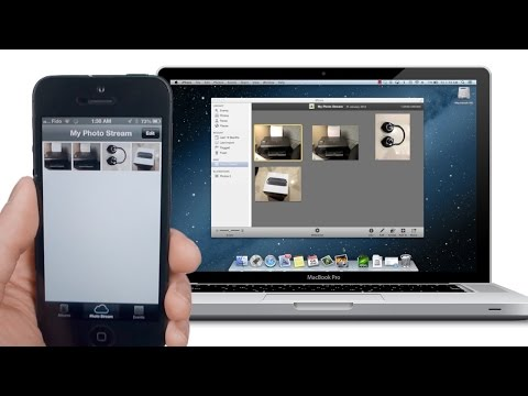 How to get photos off your iPhone/iPad on to your mac/External hard drive |EJ How-to
