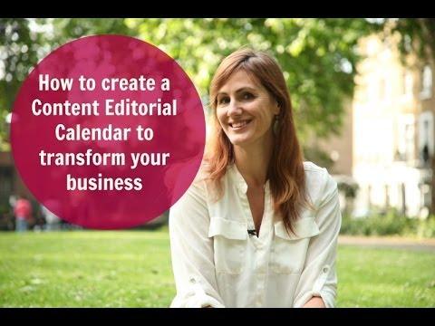 How to Create a Content Editorial Calendar