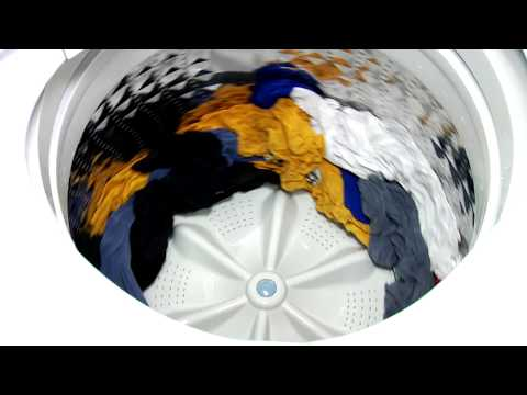 WA40J3000AW Quick Wash Cycle on Small Load, Samsung Top Load Washer