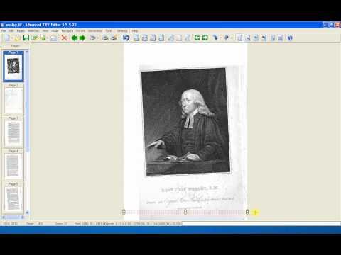 Editing a Multi-page Tiff File Using Advanced Tiff Editor