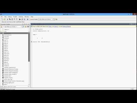 Bode Plot of a Transfer function [MATLAB]