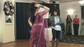 Shadiyah Bollywood Dance Performance to Kajra Re-Bunty aur Babli