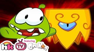 Om Nom Stories: Mysterious House | Cartoons for Children | Funny Cartoons | HooplaKidz TV