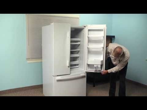Refrigerator Repair - Replacing the Door Gasket (Whirlpool Part # W10571959)