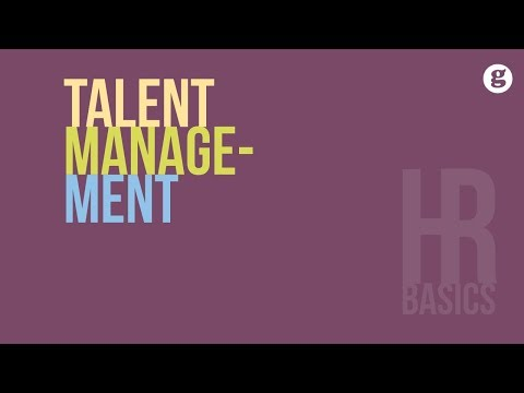 HR Basics: Talent Management