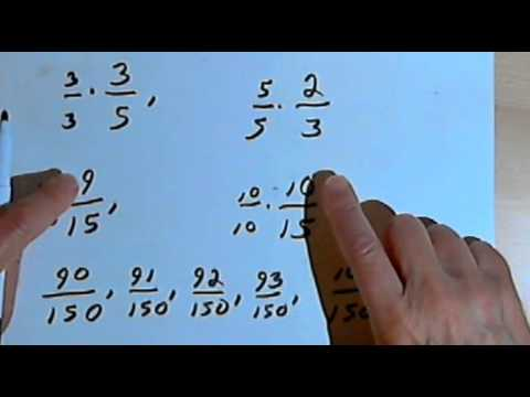 Finding Rational Numbers Between Two Fractions 127-3.13