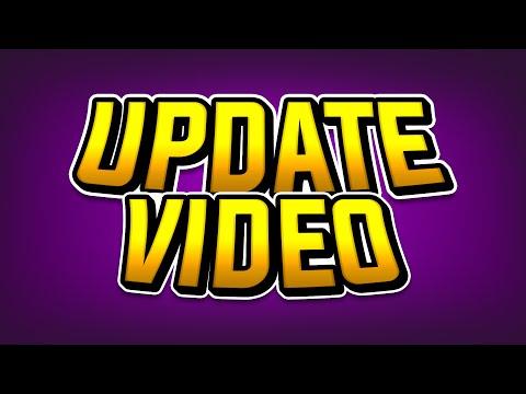 Twitch Channel! (Channel Update)
