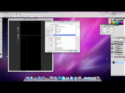 How To Change a Psd File to a JPEG File