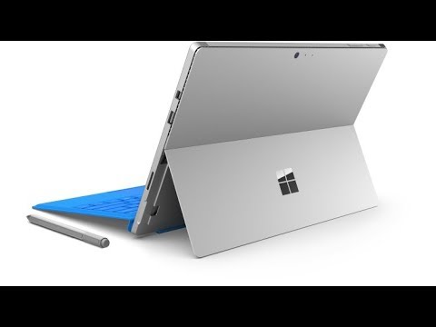 Surface Pro 4 Price, Features, Review