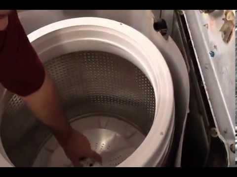 Easy Wash Machine Fix, Kenmore Elite Oasis