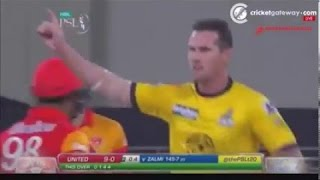 Tait denied hat trick, Islamabad reach PSL final