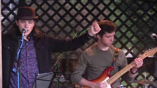 12 The Distance - Andy Baker Band 2019.10.05