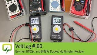 Brymen BM27s / AMPROBE PM55A Pocket Meter - Vidly xyz