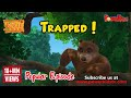Jungle Book Hindi Cartoon For Kids Junglebeat Mogli Cartoon Hindi Episode 47 Trapped