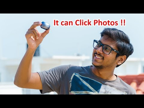 X-Mini Click 2 | This Tiny Speaker can Click Photos for you...