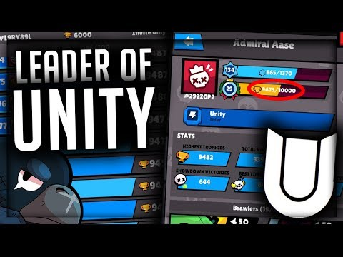 Interviewing a Leader of Unity in Brawl Stars! - AdmiralAase Interview - Unity Scandinavia  Leader