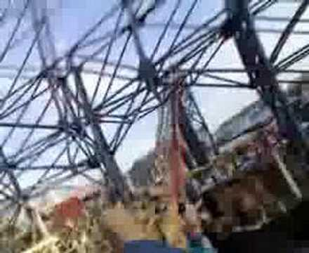 Blackpool Pleasure Beach Roller Coaster by Quba