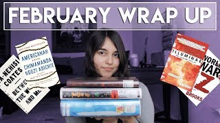 Feb Wrap Up || 2018