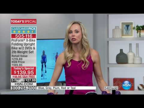 HSN | ProForm Fitness 01.03.2017 - 10 AM