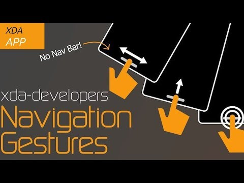 Xda Navigation Gestures App Review