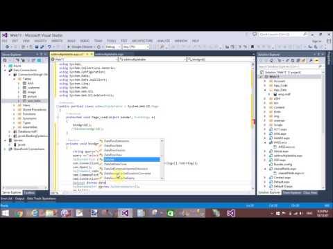 ASP.NET Fill Multiple Table in DataSet