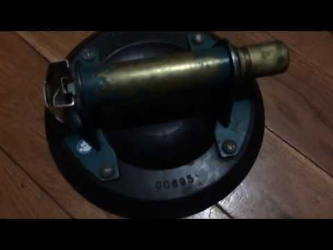 How to fix a Wood's Powr-Grip Vacuum suction cup