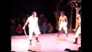 Abner Genece As General Jean-jacques Dessalines