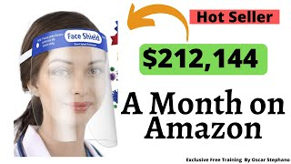 This Product Is Making $212,144 a Month On Amazon!!!
