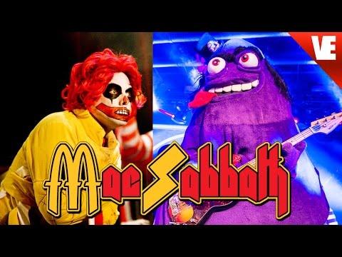MAC SABBATH?!