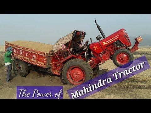 Mahindra Tractor Power