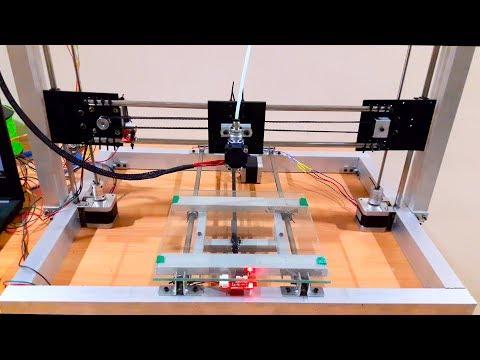 Arduino 3D Printer | Homemade - Part 2