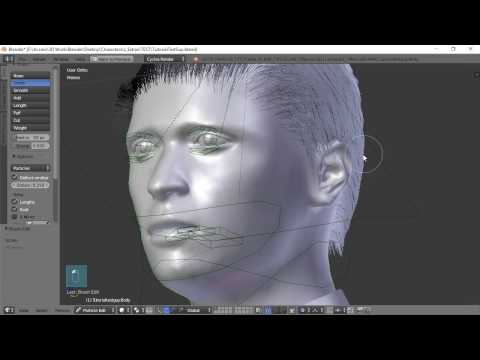 Blender For Noobs - Character Creation - Part 8