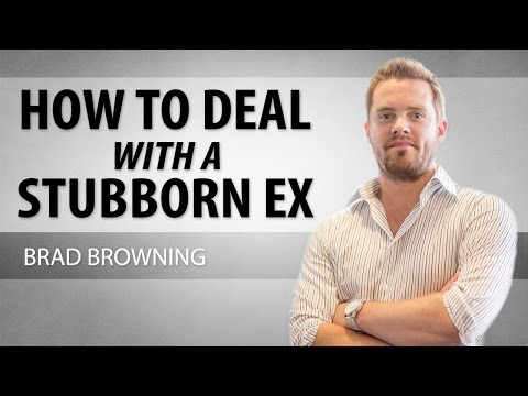 Is Your Ex Being Too Stubborn to Admit They Want You Back?