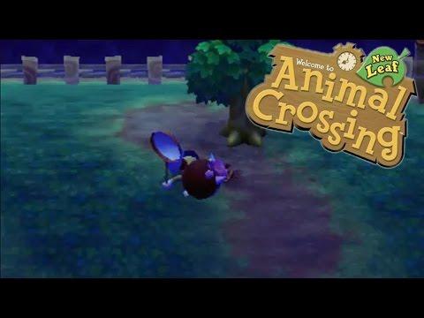 Animal Crossing: New Leaf - The Great Scorpion Hunt