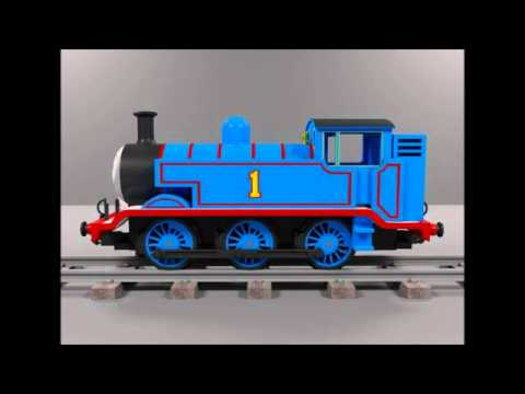 Did MAD actually make their Thomas model?