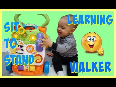 HOW TO TEACH YOUR BABY TO WALK | EARLY | BABY EXERCISES | WALKING AT 7 MONTHS
