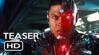 Justice League Trailer #1 Cyborg Teaser (2017) Gal Gadot, Ben Affleck Action Movie HD